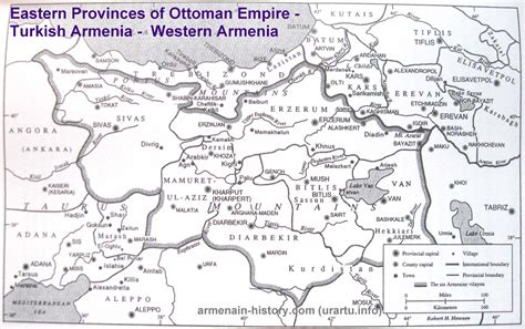 ottoman population the armenian population of the ottoman empire on the eve