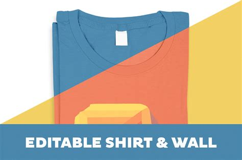 folded t shirt mockup template product mockups on