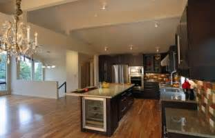 Split Level Kitchen Ideas Split Level Kitchen Remodel Catchy Home Security Picture A Split Level Kitchen Remodel Ideas