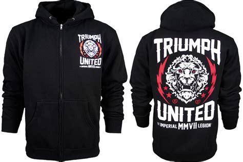 Hoodie Triump United Jiu Jitsu triumph united lionman hoodie