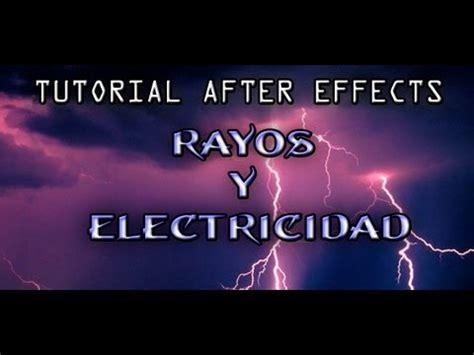 tutorial after effect en pdf tutorial rayos en after effects youtube