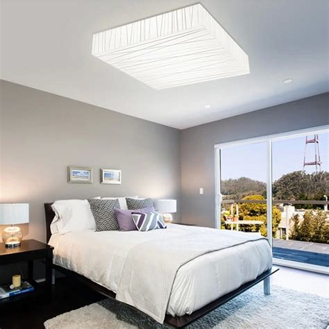led square lights bedroom ceiling lights ideas decolover net