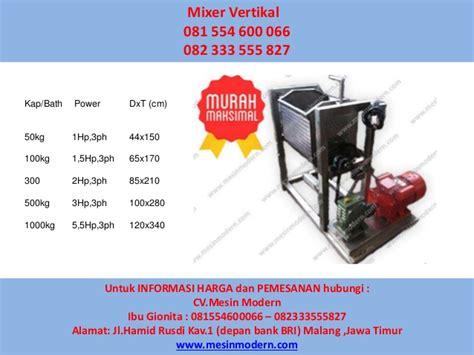 Mesin Pengaduk Tepung Powder Bubuk Kering Kap 25 Kg Tabung304 081 554 600 066 082 333 555 827 mesin mixer tepung kering mesin m