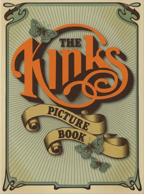 The Kinks Picture Book Uk Promo 6 Cd Album Set 466508