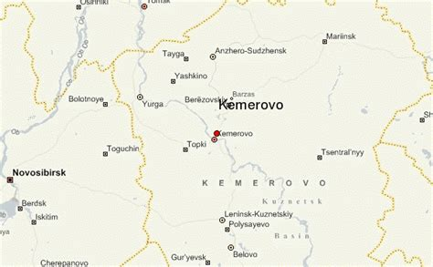 russia kemerovo map kemerovo location guide