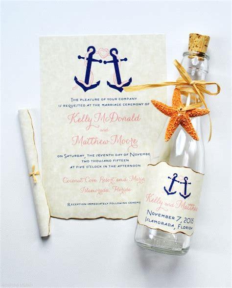 wedding invitations in a bottle creative destination wedding ideas destination wedding