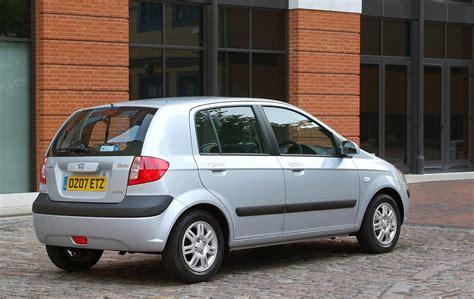 hyundai getz hyundai getz hatchback review 2002 2009 parkers