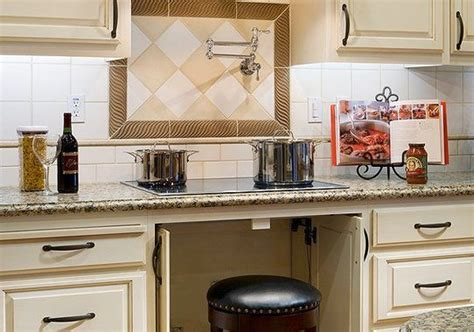 Handicap Kitchen Cabinets Wheelchair Accessible Kitchens Photos