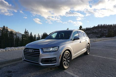 best rugged suv 2017 audi q7 refined yet rugged suv ideal for family travel