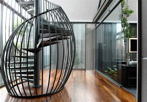 Spiral Staircase by 25 Staircase Designs That Are Just Spectacular