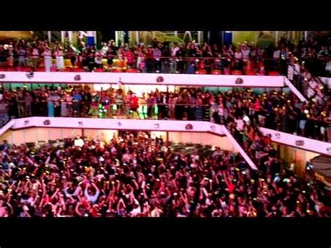 carnival cruise new years eve party 31 dec 14 youtube