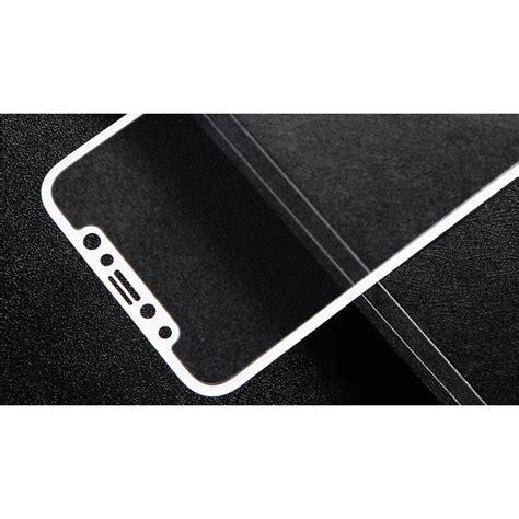 Tempered Glass Mizue M3s 3 Pilihan Warna baseus cover soft pet 3d tempered glass for iphone x