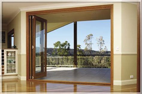 Exterior Bi Folding Doors Exterior Pocket Doors On Folding Patio Doors