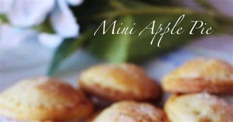 Monde Original Pie Mini 50 Gr 1 l angolo de quot la cake disaster quot mini apple pie con frolla