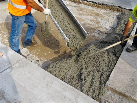concrete layout jobs concrete repair concrete curb repair chicago concrete
