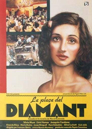la plaa del diamant la pla 231 a del diamant la plaza del diamante cine en violeta