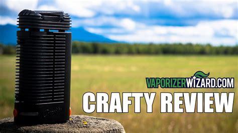 crafty vape tutorial crafty vaporizer review vaporizer wizard vs mighty demo