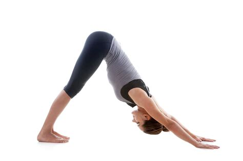 downward pose 5 easy poses to heal your lower back meditation and research