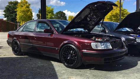 Audi S4 Ps by Audi S4 C4 2 2 Liter 5 Zylinder Turbo 728 Ps 942 Nm