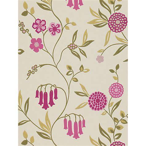 Pink Wallpaper John Lewis   buy harlequin ophelia wallpaper john lewis