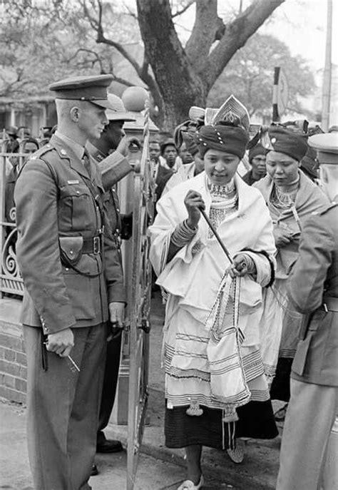History. Heritage. Xhosa. Winnie Madikizela Mandela