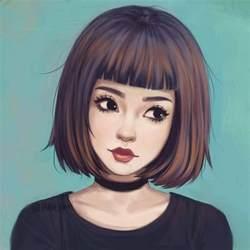 drawing of bob hair 1001 images pour le dessin fille parfait des id 233 es