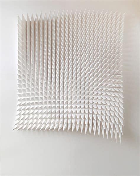 Paper Artist - new geometric paper from matthew shlian colossal