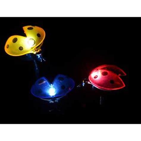 Ladybug Solar Lights 3 Ladybug Solar Wholesale 1018 Rby A Set Of 3 Solar