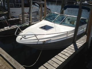 22 Ft Cuddy Cabin Boats For Sale by 1990 22 Foot Searay Cuddy Cabin Power Boat For Sale In