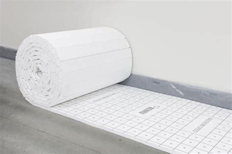 impianto a pavimento rehau prezzo sistema di posa impianto radiante a pavimento