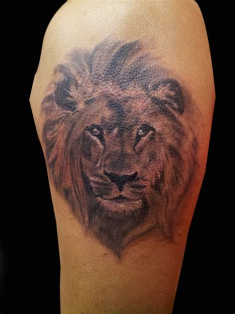 indian lion tattoo 301 moved permanently