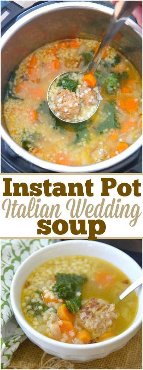instant pot paleo wedding soup 25 best ideas about italian weddings on