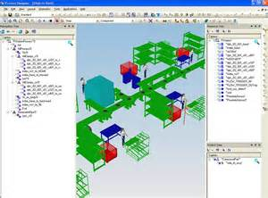 siemens process designer software manufacturing process