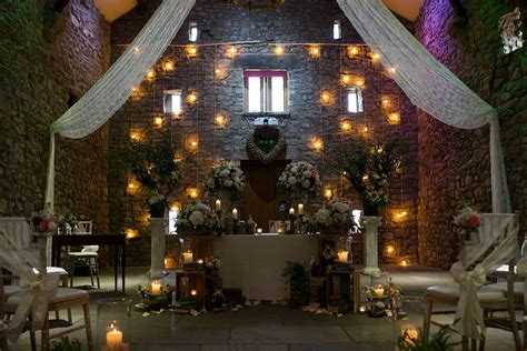 The Best Barn Wedding Venues in the North West