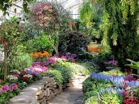 Gardens Of Allen by Allan Gardens Conservatory