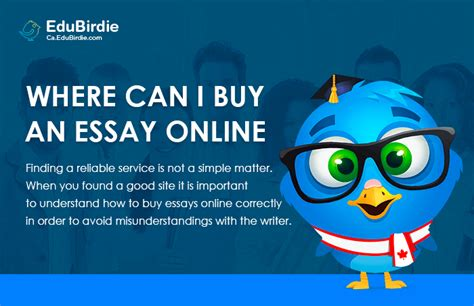 Where To Buy Essays by Where Can I Buy An Essay Ca Edubirdie
