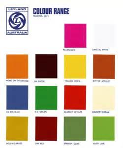 painting colours morris marina colours