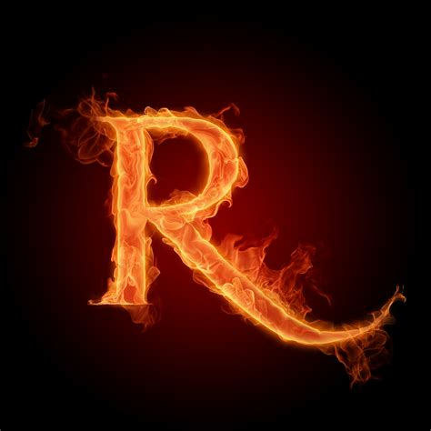 The Alphabet images The letter R HD wallpaper and