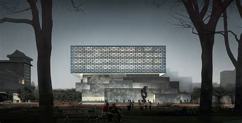 Buro Ole Scheeren Beijing by Ole Scheeren Unveils Plans For The Guardian Center In