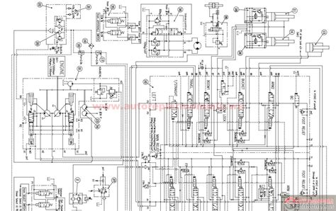 doosan dx420 hydraulic schematic auto repair manual