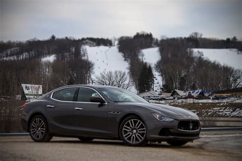maserati snow maserati ghibli s q4 just your basic 95 000 italian snow