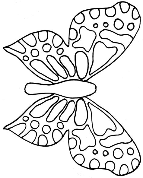 best photos of butterfly templates lots of sizes