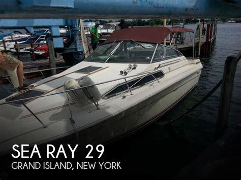 used boats for sale buffalo sea ray boats for sale in buffalo new york used sea ray
