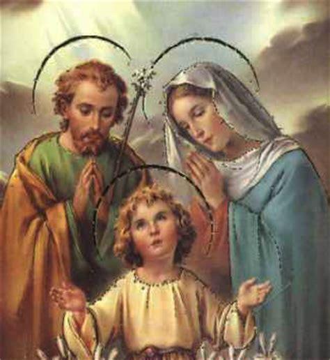 imagenes de jesus jose y maria la sagrada familia jes 250 s mar 237 a y jos 233 noticias de cali