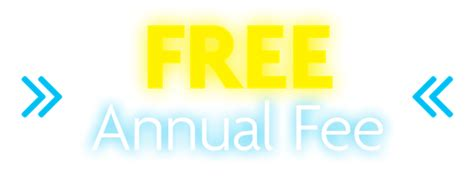 kartu kredit free annual fee for eat drink play repeat because you only live once