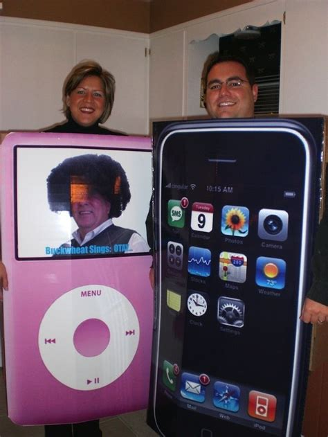 Spooky Ipod Costumes by Get Ready For By Checking Out These Apple Themed