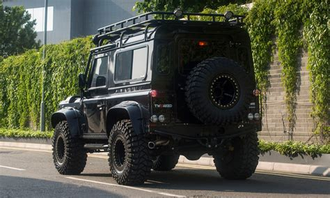 land rover defender 90 110 spectre edition cool material