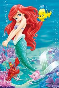 ariel mermaid photo 34241756 fanpop