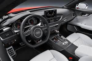 Audi Rs7 Audi Rs7 2015 Interior Audi Rs7 Price 105 000 Review