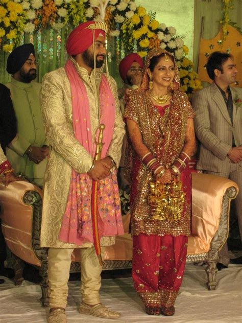 Punjabi Weddings punjabi wedding pictures shaadi